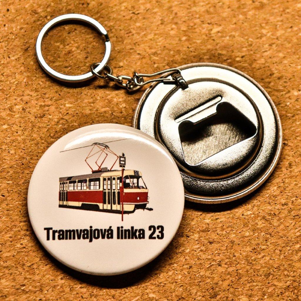 Otvírák - I LOVE TL23