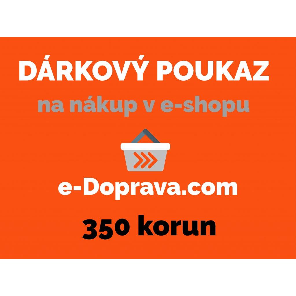 darkovy poukaz 350